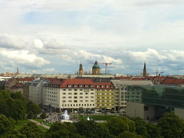 kunstareal München 4