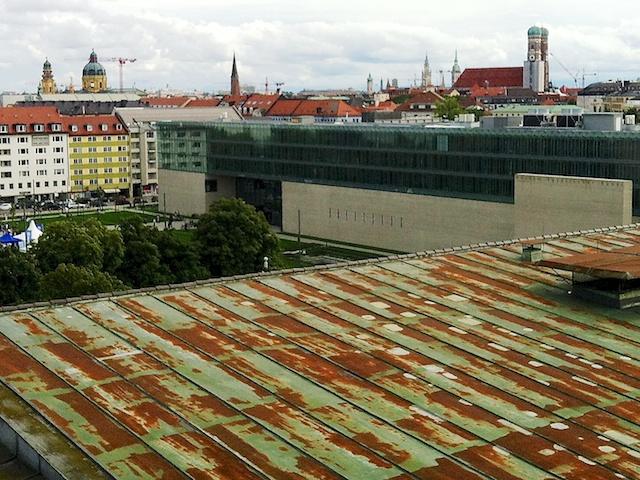 kunstareal München 9