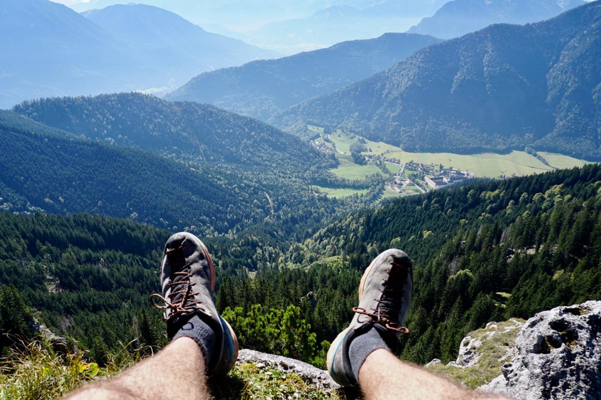 Klettersteig Am Ettaler Mandl : Klein aber gefährlich: klettersteig am ettaler mandl u2013 lttw